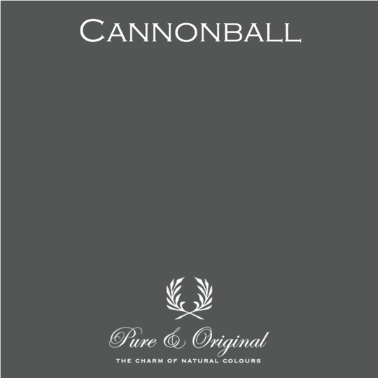 Cannonball - Afwasbare verf - Licetto