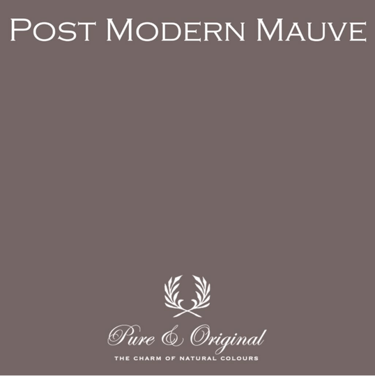 Post Modern Mauve - Afwasbare verf - Licetto