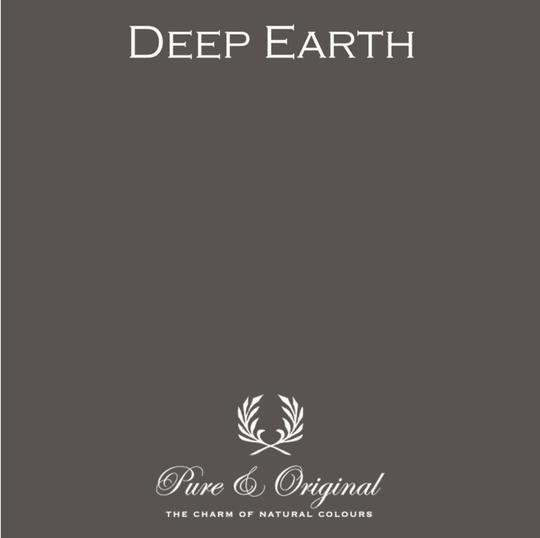 Deep Earth - Afwasbare verf - Licetto
