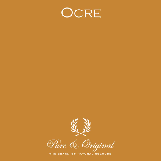 Ocre - Afwasbare verf - Licetto