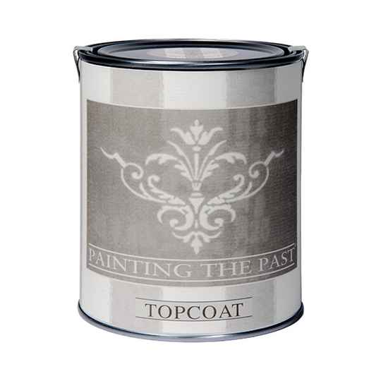 Verharding - Topcoat - Painting the Past