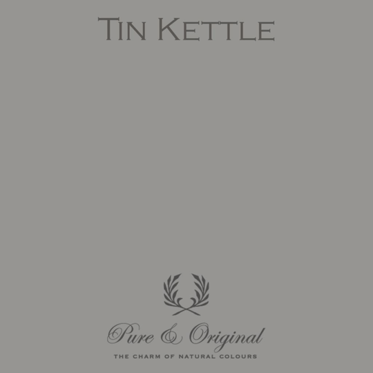 Tin Kettle - Afwasbare verf - Licetto