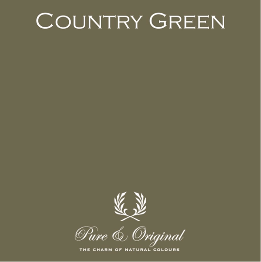 Country Green - Afwasbare verf - Licetto