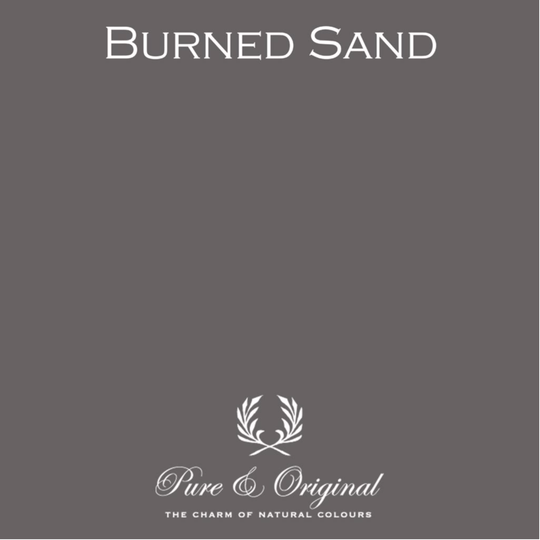 Burned Sand - Afwasbare verf - Licetto