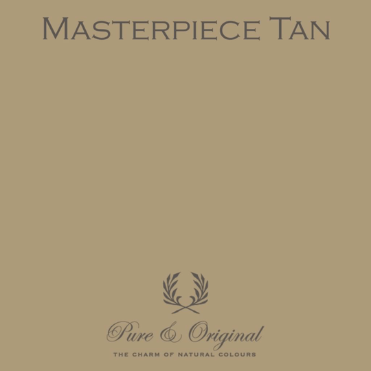 Masterpiece Tan - Afwasbare verf - Licetto