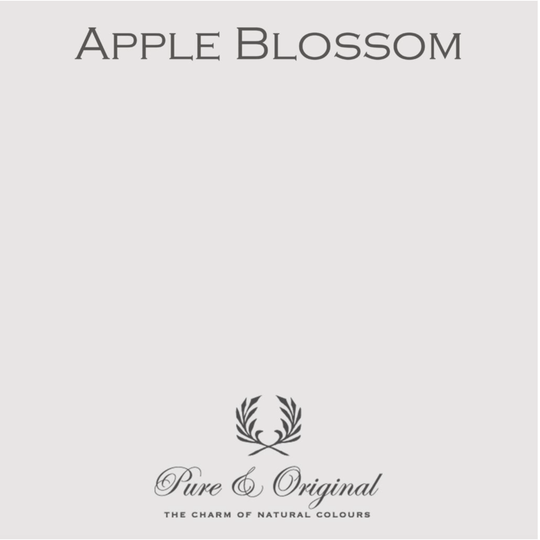 Apple Blossom - Afwasbare verf - Licetto