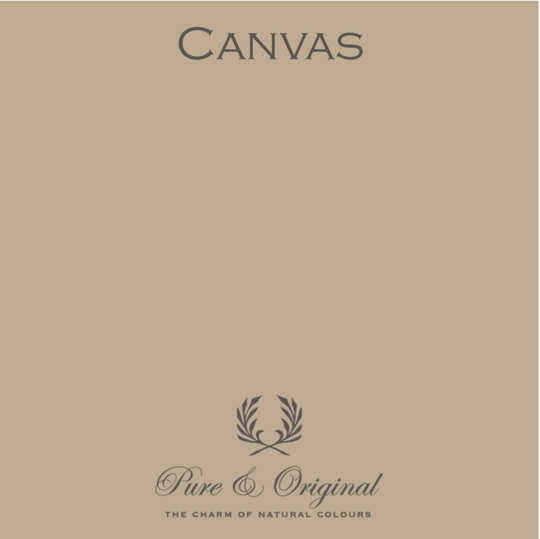 Canvas - Afwasbare verf - Licetto