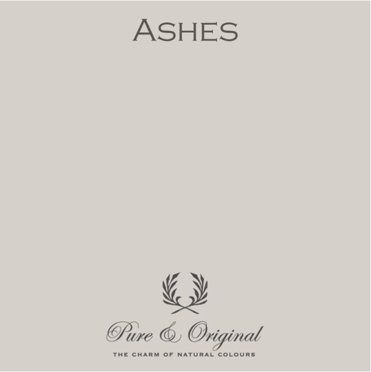 Ashes - Afwasbare verf - Licetto