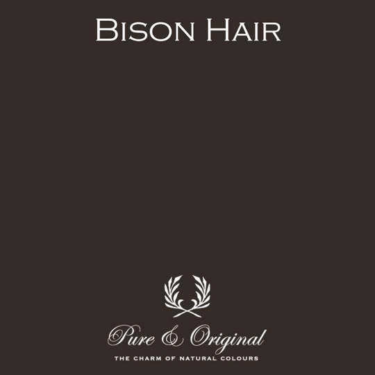 Bison Hair - Afwasbare verf - Licetto