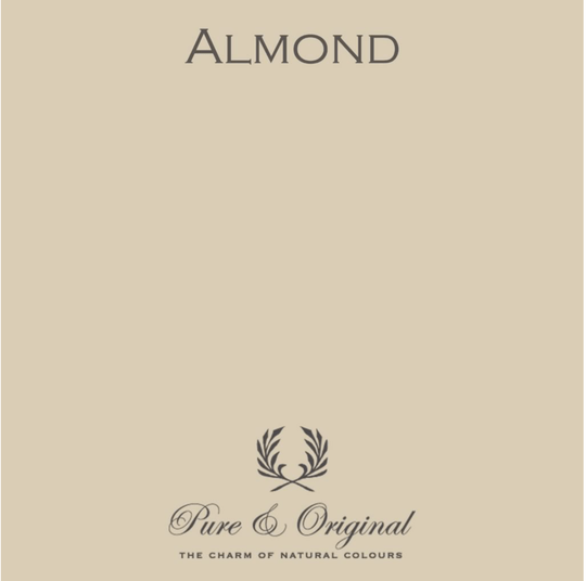 Almond - Afwasbare verf - Licetto