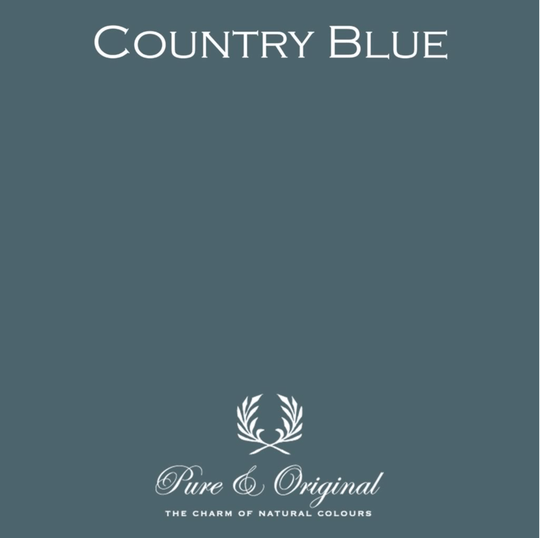 Country Blue - Afwasbare verf - Licetto