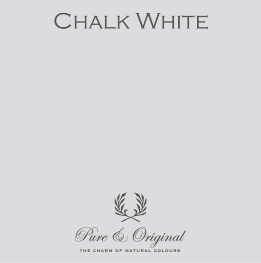 Chalk White - Afwasbare verf - Licetto