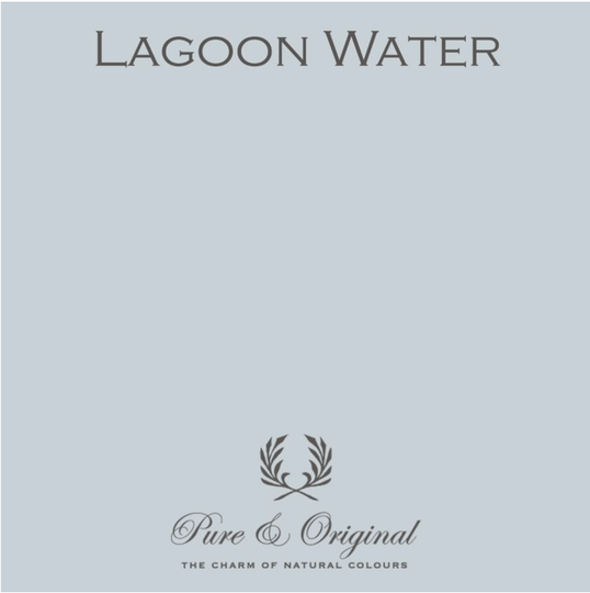 Lagoon Water - Afwasbare verf - Licetto