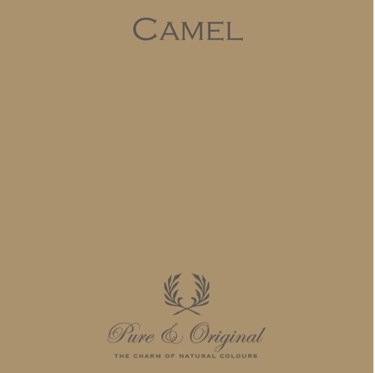 Camel - Afwasbare verf - Licetto