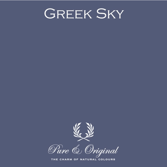 Greek Sky - Afwasbare verf - Licetto