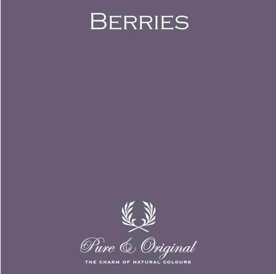 Berries - Afwasbare verf - Licetto