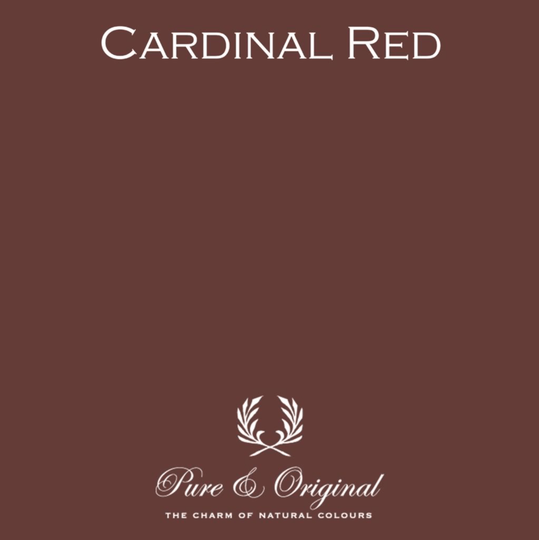 Cardinal Red - Afwasbare verf - Licetto