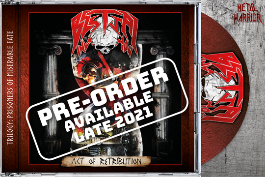 BESTIAL INVASION - ACT OF RETRIBUTION CD