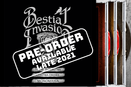 BESTIAL INVASION - 3CD BOX WITH EXCLUSIVE SLIPCASE