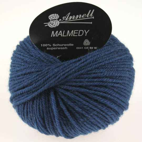 Annell Malmedy 2541 turquoise blauw