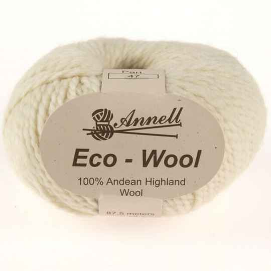 Annell Eco-Wool 561 naturel licht