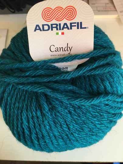 Adriafil Candy 51 turquoise