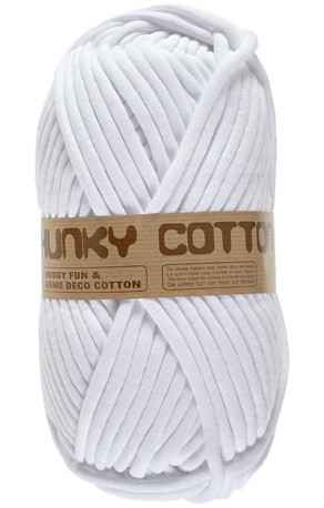 Chunky Coton 005 wit