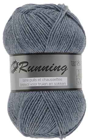 Lammy Running 022 middenblauw