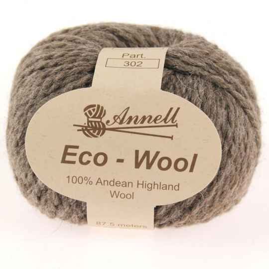 Annell Eco-Wool 530 naturel