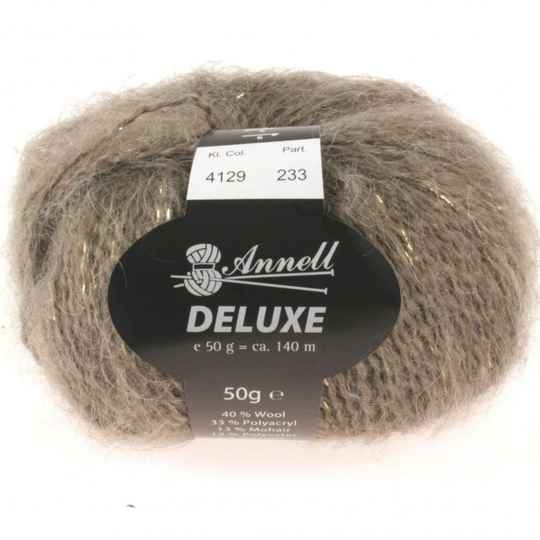 Annell De Luxe 4129 taupe