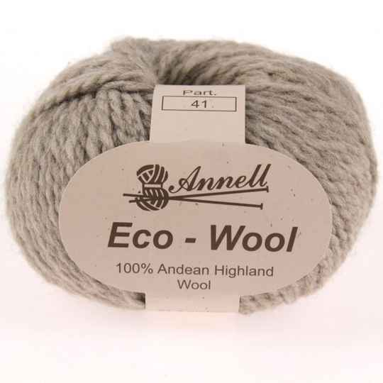 Annell Eco-Wool 529 naturel