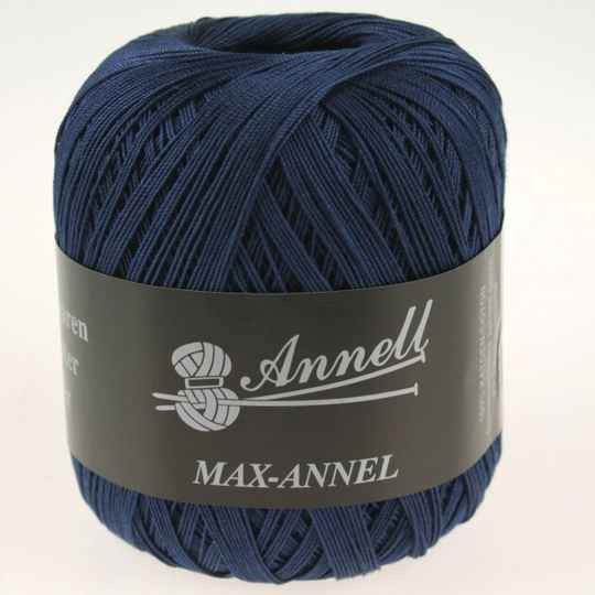 Max Annell 3455 donkerblauw
