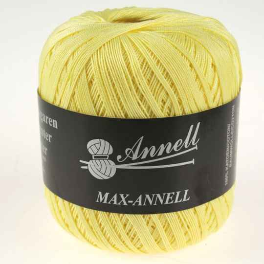 Max Annell 3414 geel