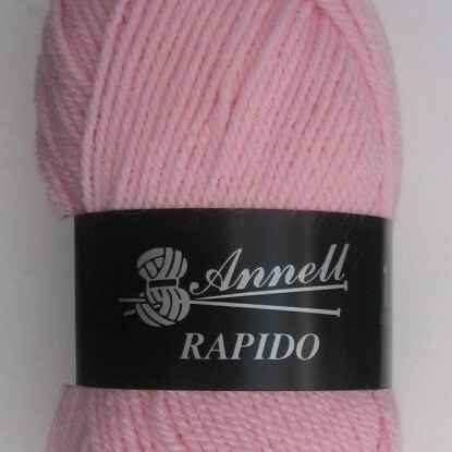 Annell Rapido 3233 baby rose