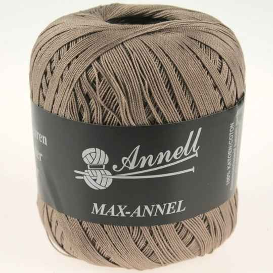 Max Annell 3431 taupe-bruin