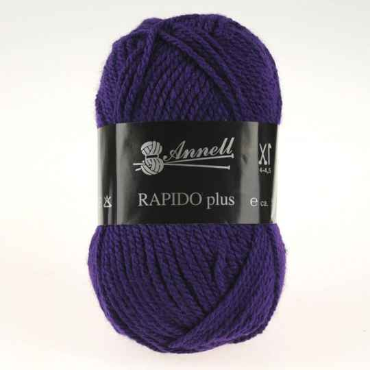 Annell Rapido Plus 9253 paars
