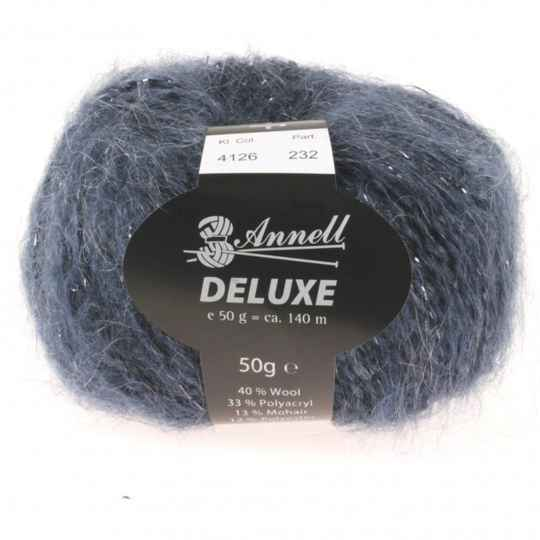 Annell De Luxe 4126 donkerblauw