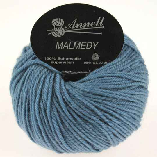 Annell Malmedy 2524 turquoise blauw