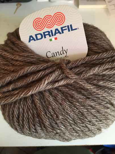 Adriafil Candy 90 taupe