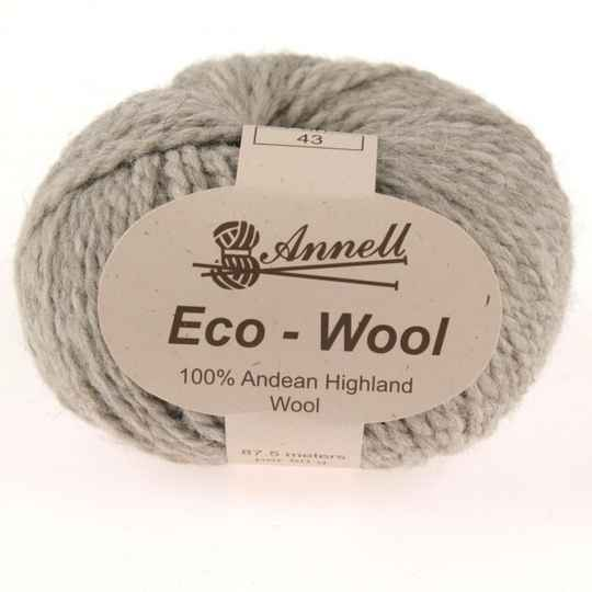Annell Eco-Wool 556 naturel
