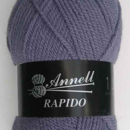 Annell Rapido 3264 paars