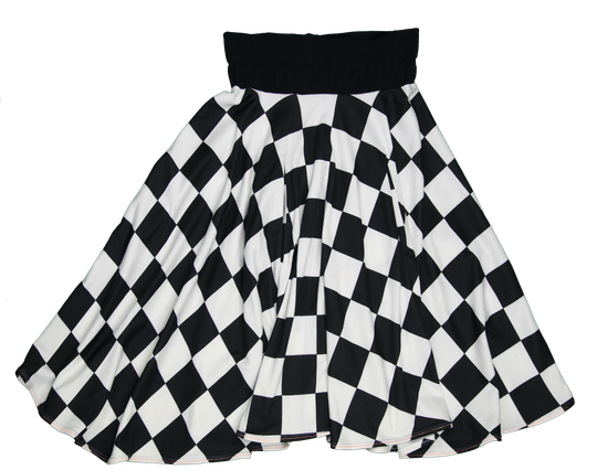 Skirt | Hip to be square