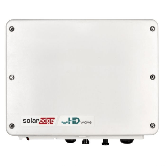 SolarEdge 1PH Omvormer, 4.0kW, HD-Wave Technologie, met SetApp configuratie