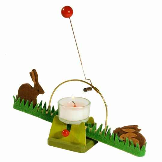 Kraul - Candle Rocker Rabbits