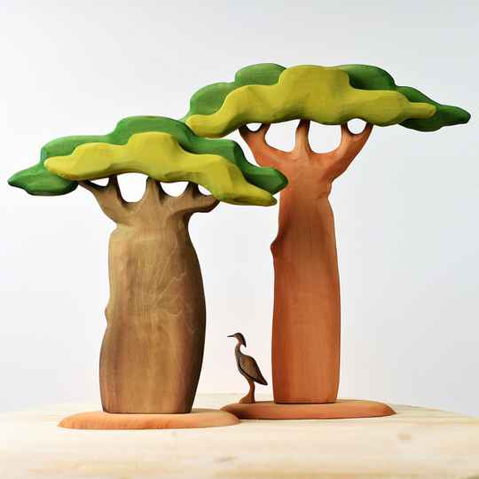 BumbuToys - Baobab Tree - Thick Trunk