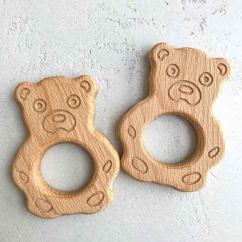 ZarToy - Bear Teether
