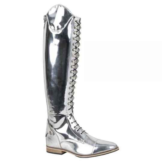 Imperial riding special boots silver