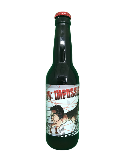 Session: Impossible - Milky Road Brewery