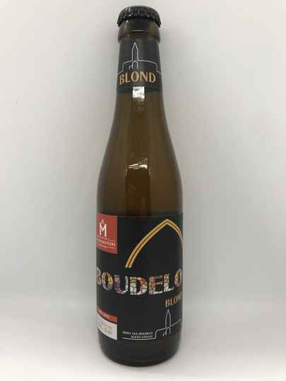 Boudelo Blond - Brouwerij The Musketeers