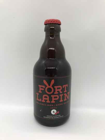Fort Lapin Kriek 5 - Brouwerij Fort Lapin